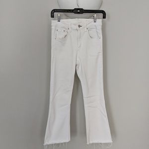 Rag & Bone White Jeans